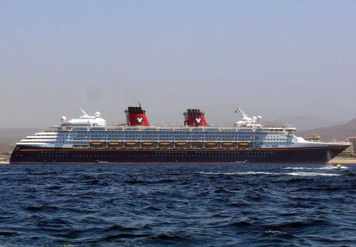 Disney Magic til Kristiansand Havn