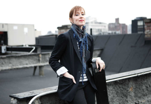 Suzanne Vega varmer opp for Sting