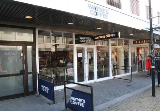 Waynes Coffee i Markens er konkurs