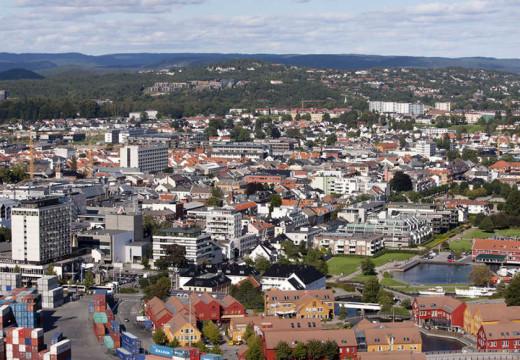 Flere flyttet fra Kristiansand