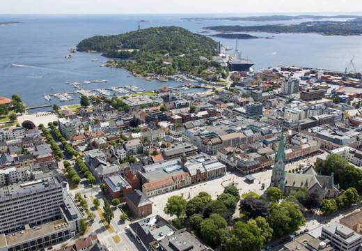 Kristiansand sier ja til flere flyktninger