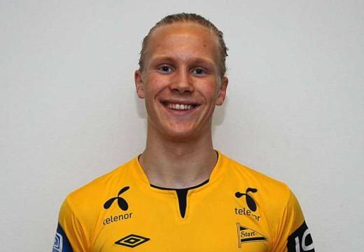 Lars-Jørgen Salvesen på landslaget