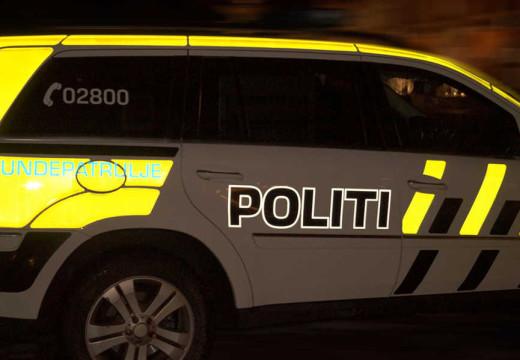 Mann fra Grim påkjørt av T-bane i Oslo