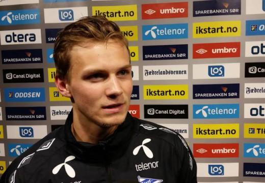 Rindarøy tror han spiller for Start i år