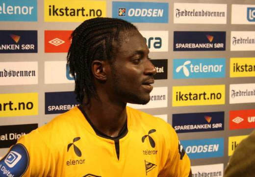 Asante solgt til Stabæk