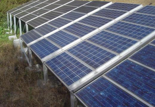 Solceller lønner seg på sikt