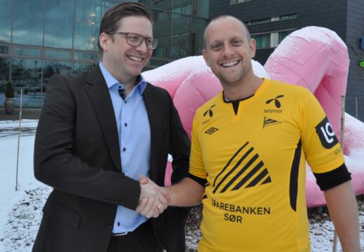 Telenor fortsetter som Start-sponsor