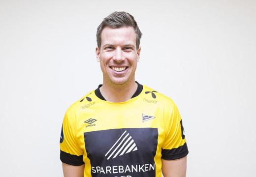 Jesper Mathisen ute resten av 2015