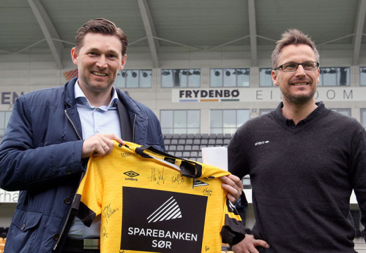 Ny stor sponsoravtale i boks for Start
