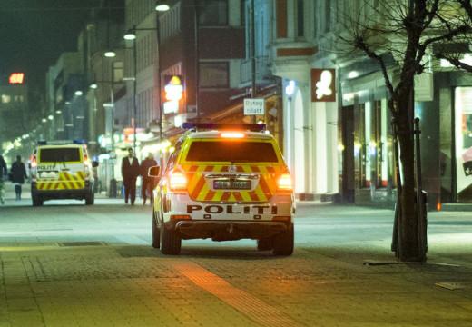 Politiloggen: Dette skjedde i Kristiansand i natt