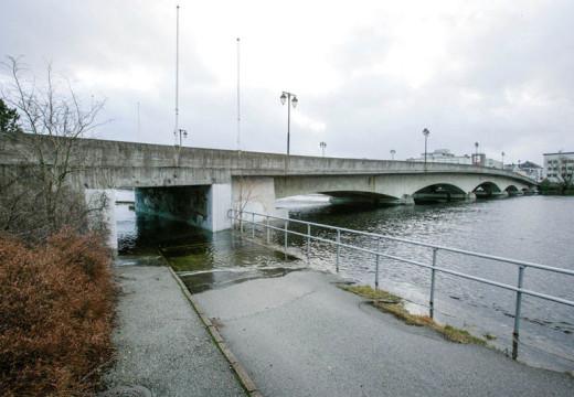 Fare for lokale oversvømmelser og skred