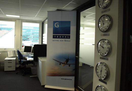 G Travel vokser ytterligere