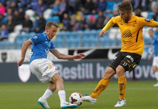 Tapte med fire mot Molde