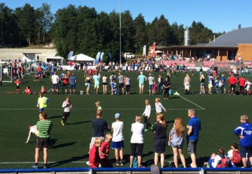 Sør Cup med ny rekord