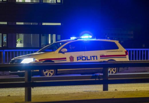 Seks pågrepet etter voldelig ran