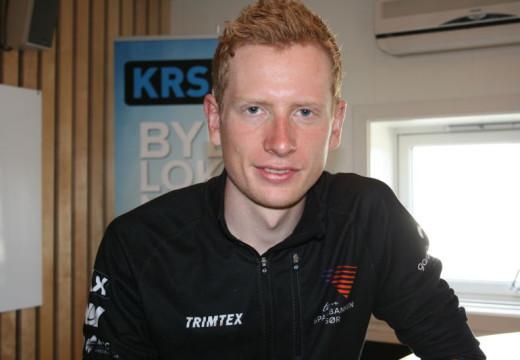 NM-Sølv til Andreas Vangstad