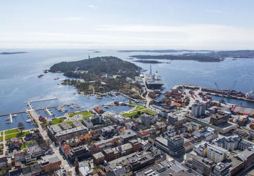 Uheldigvis holder dere til i Kristiansand