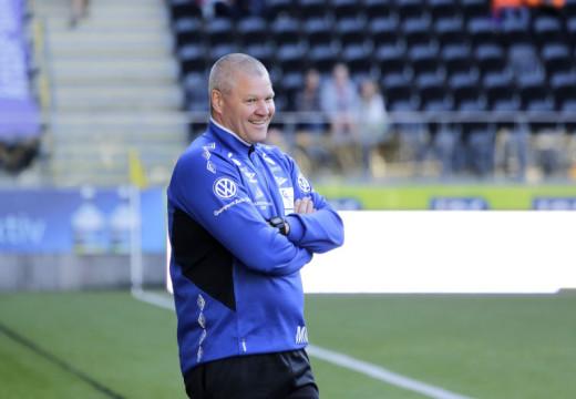 – Daniel Aase starter mot Viking