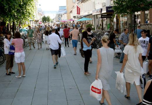 Netthandel øker – hva skjer med butikkhandel?
