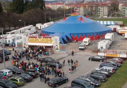 Sirkus uten elefanter, men med mye annet
