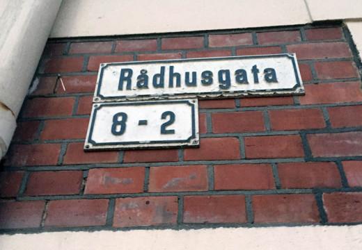 Slik har gatene i Kvadraturen fått sine navn