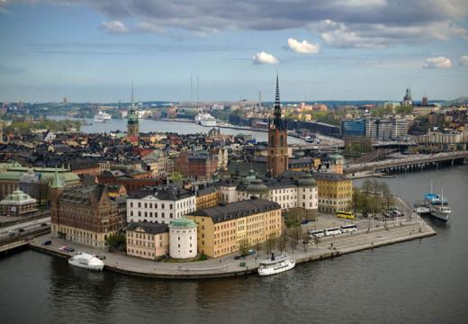 Stockholm – drømmenes by