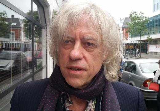 Geldof om Bye: – Ville gjerne ha møtt ham