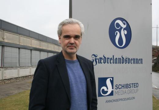 Fædrelandsvennen kan bli del av nytt avisselskap