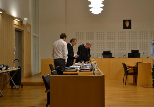 Tiltalte i retten: – Erkjenner ingen av forholdene