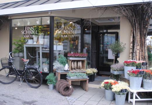 Finn Schjøll tar over tradisjonsrik blomsterhandel