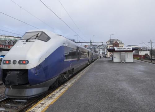 Sørlandsbanen skifter navn