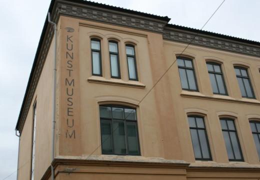 Cultiva vurderer å kjøpe bygget til kunstmuseet