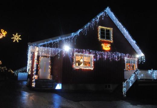 Julehuset i Vennesla