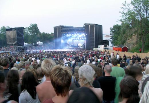 – Noen ønsker å sette en stopper for festivalen
