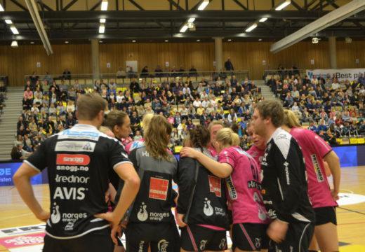 Tildelt plass i EHF-cupen