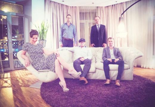 Love Exit Orchestra med nytt album