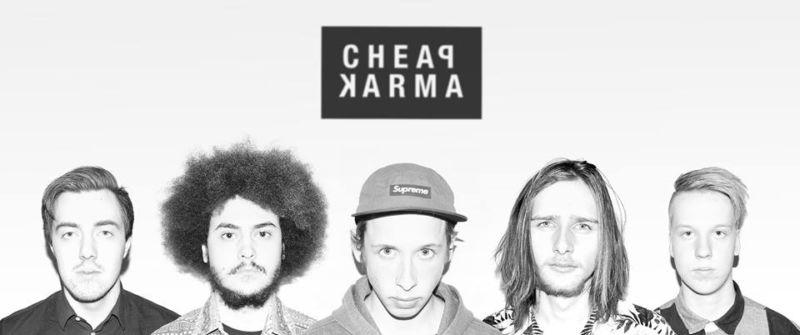 Cheap Karma med ny single