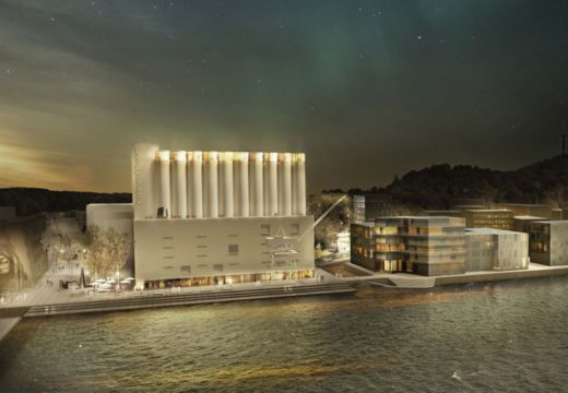 Kruse Smith bygger kunstsilo og kulturskole til over 500 millioner