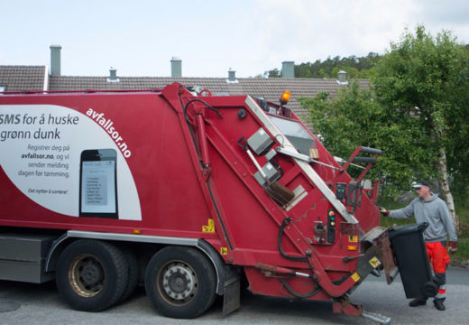 Avfallssituasjonen løst i Kristiansand