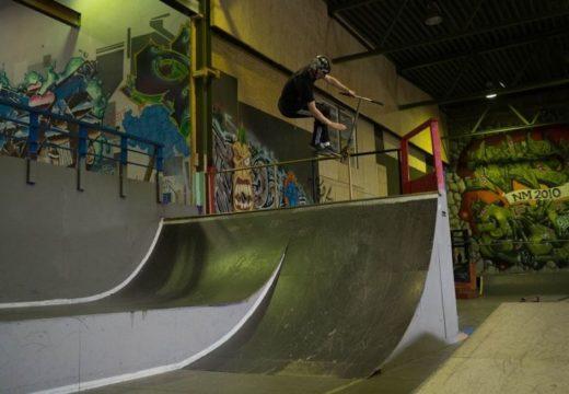 Vision skatepark overtas av Blå Kors