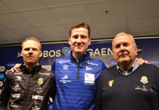 Sportslig samarbeid mellom Start og Jerv