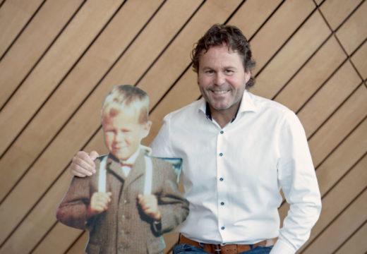 Stor interesse for Rune Andersens barndomshistorie