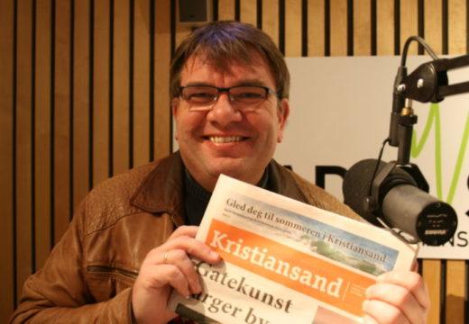 Ikke en ny Kristiansand Avis