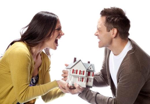 Skilsmisser en hovedårsak til boligsalg