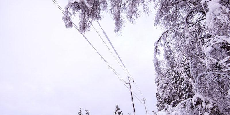 Gjenopptar helikopterbefaring av strømlinjer