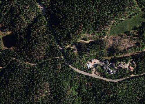 Skogbrann i Vennesla